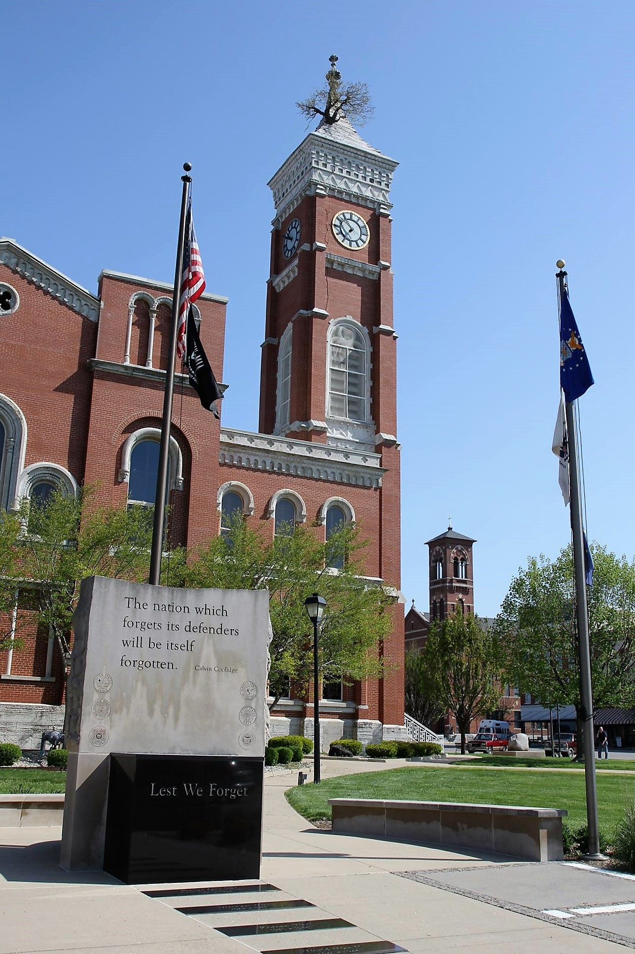 Photo of Decatur County Court House